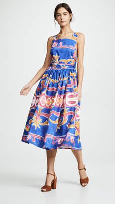 Tata-Naka Tata Naka Pinafore Dress