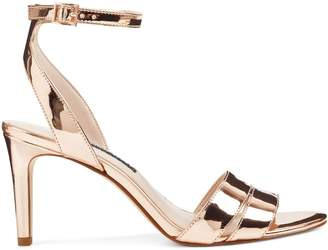 Nwwts Incheck Ankle Strap Sandals