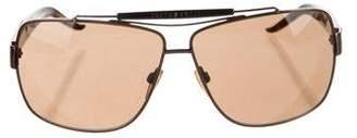 Just Cavalli Aviator Oversize Sunglasses
