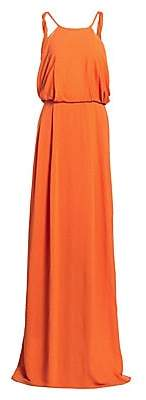 Rachel Comey Women's Token Crepe Gown