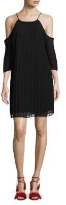 BB Dakota Hansel Cold Shoulder Dress