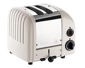 Dualit Newgen 2 Slice Toaster Feather