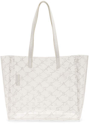 Stella McCartney Small Tote in Clear | FWRD