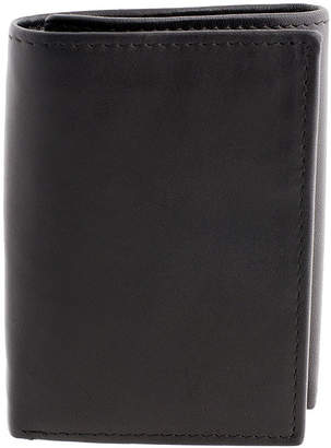 STAFFORD Men's Stafford Leather RFID Trifold Wallet