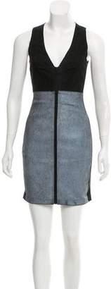 Rag & Bone Suede Mini Dress w/ Tags