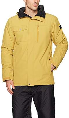 Quiksilver Snow Men's Mission Solid 17 Jacket
