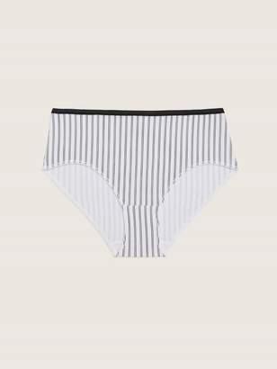 Striped Brief Panty - Addition Elle
