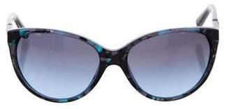 Dolce & Gabbana Marble Logo Sunglasses