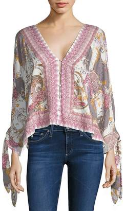 Free People Women's Catch Me If You Can Top