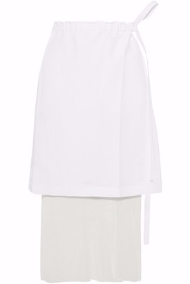 Helmut Lang Knee length skirts - Item 35393278VS