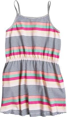 Roxy Striped Dress 8-16 Years