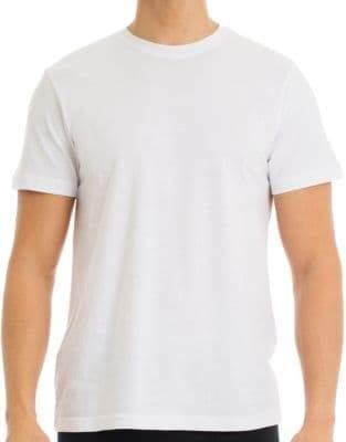 Joe Boxer Four-Pack Crew Neck Cotton T-Shirts