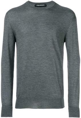 Neil Barrett crew neck sweater
