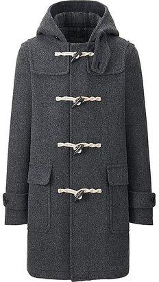Men Wool Blend Duffle Coat $129.90 thestylecure.com