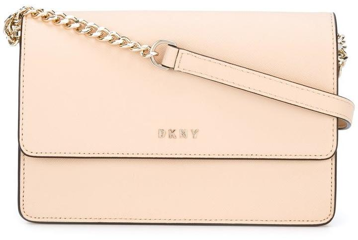 DKNY DKNY small flap crossbody bag