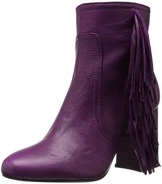 Moschino Women's Fringe Bootie Ankle