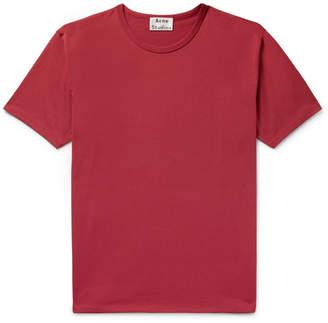Acne Studios Niagara Cotton-Jersey T-Shirt