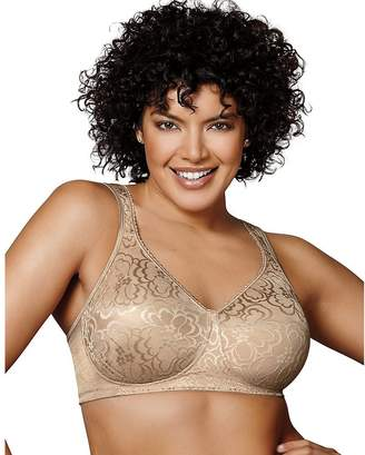 Playtex Womens 18 Hour Ultimate Lift & Support Wirefree Bra