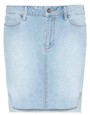 Paige Adrian denim skirt