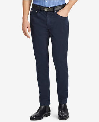 Polo Ralph Lauren Men Prospect Slim-Straight Sateen Pants