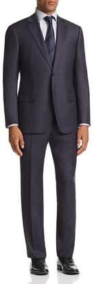 Emporio Armani G-Line Micro-Check-Print Classic Fit Suit