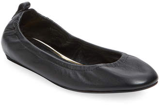 Lanvin Leather Ballet Flat