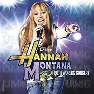 Disney Hannah Montana: Best of Both Worlds Concert