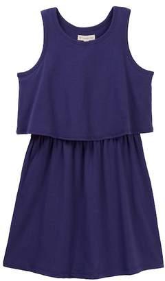 Tucker + Tate Popover Knit Dress (Big Girls)
