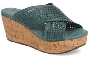 Chocolat Blu Wamblee Wedge Sandal