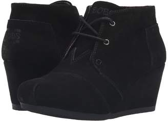 Skechers BOBS from High Notes - Behold Women's Lace-up Boots