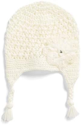 PLH Bows & Laces Crochet Hat