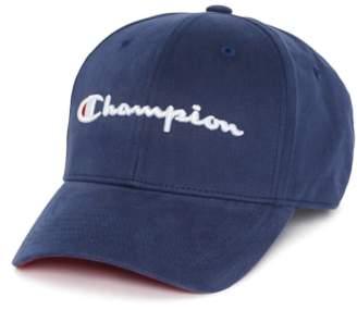 Champion Classic Script Baseball Cap