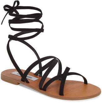 4cc768c77 Steve Madden Carmen Strappy Ankle Wrap Sandal