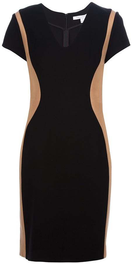 Diane von Furstenberg short-sleeved dress
