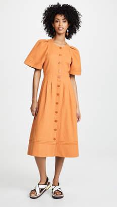 Sea Izzy Puff Sleeve Dress