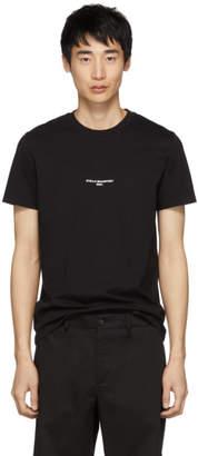 Stella McCartney Black 2001. T-Shirt