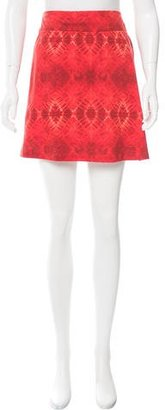 Patagonia Tie-Dye Mini Skirt w/ Tags $65 thestylecure.com