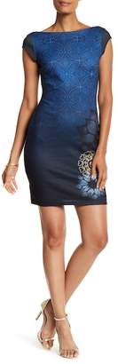 Desigual Pichi Electra Boatneck Dress