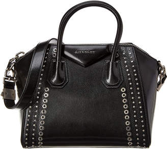 Givenchy Antigona Small Studded Leather Tote