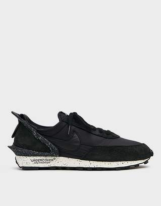 Nike Undercover Daybreak Sneaker in Black/Black