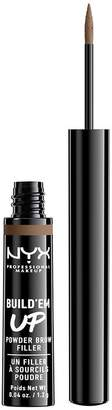 NYX Build 'Em Up Brow Powder, 0.04 Ounce