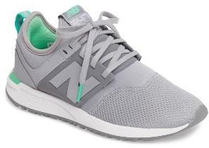 Women's New Balance Sport Style 247 Sneaker $79.95 thestylecure.com