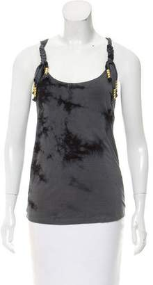 Torn By Ronny Kobo Tie-Dye Sleeveless Top w/ Tags