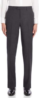 Lauren Ralph Lauren Grey Gingham Dress Pants