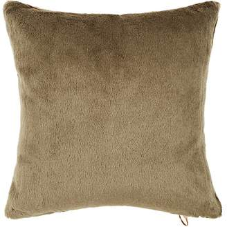 Tom Dixon Soft Mohair-Cotton Pillow