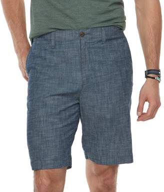 Sonoma Goods For Life Big & Tall SONOMA Goods for Life Flexwear Modern-Fit Stretch Flat-Front Shorts