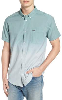 RVCA Dip Dye Woven Shirt