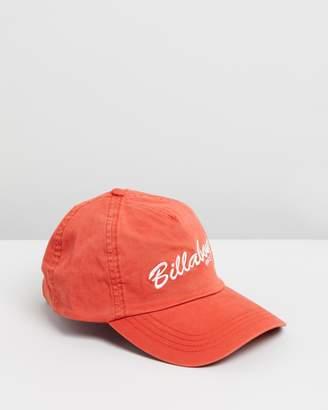 Billabong Logo A GoGo Dad Cap