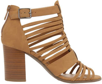 Miss Shop Jade Tan Sandal