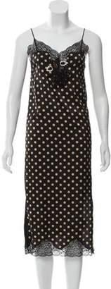 Antonio Marras Sleeveless Printed Dress w/ Tags Black Sleeveless Printed Dress w/ Tags